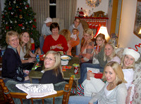 Apples to Apples shirley hartung jill stenvold brittney jennifer makelky amy angela beth twyla aaron