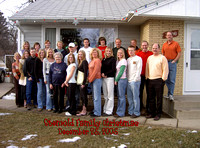 Stenvold Christmas beth matt joanne twyla angela jill brittney shirley deloris aaron marissa jessica michael david jennifer amy joey tom mark mike