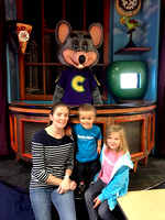 lori lexi dylan stenvold - No school today & Chuck E Cheese to celebrate Dylan using the potty and wearing underwear for 1 week 10-19-17