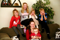 kids xmas 2014 (18) makenzie turpin dylan stenvold trace lexi emma leah